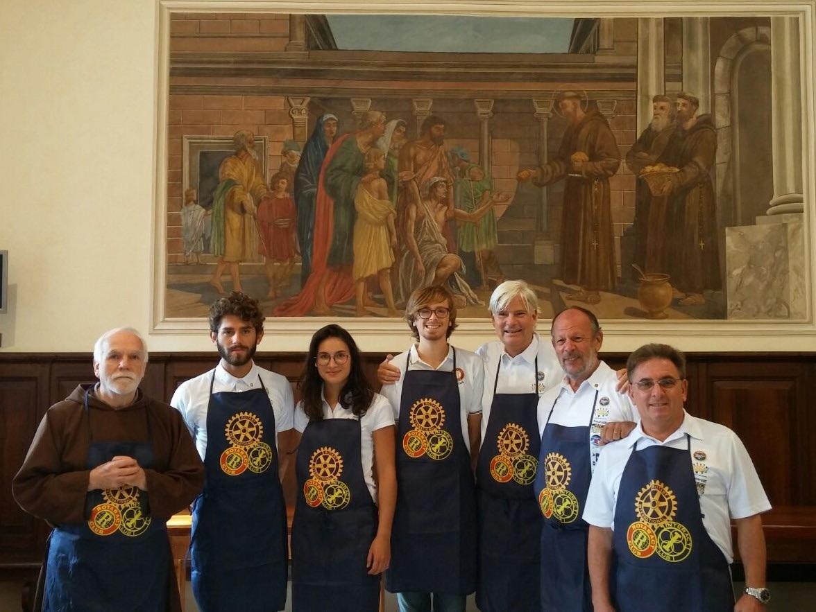 Service pro frati di Montuzza